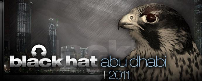 Black Hat Abu Dhabi 2